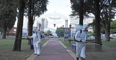 CAZMA realiza tareas de prevención del dengue