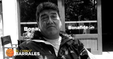 DeporVida: «El Chino» Barrales