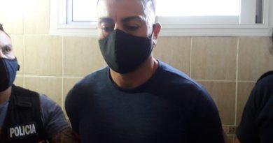 Fue detenido Samuel Llanos, el acusado por el femicidio de Analía Maldonado