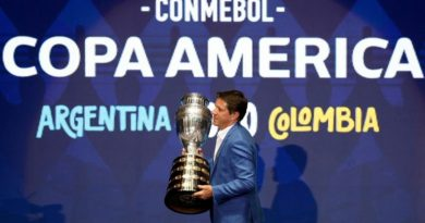 La Conmebol suspendió la Copa América en la Argentina