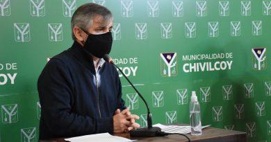 Kicillof sostuvo a Chivilcoy en Fase 2. Britos: «No es una noticia simpática, pero debemos cumplir las disposiciones, a pesar de considerarlas totalmente injustas