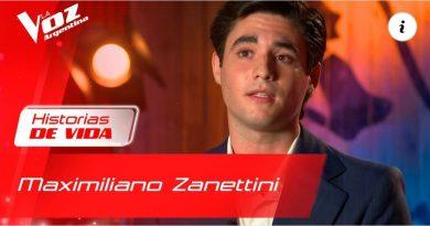 Maximiliano Zanettini participó de «La voz Argentina»