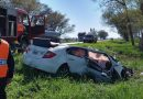 Siniestro fatal en Ruta 5. Padre e hija fallecieron