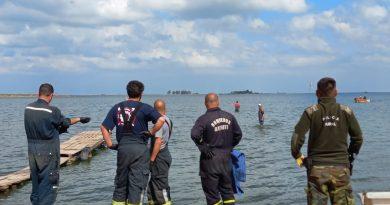 Nuevejuliense perdió la vida tras hundirse su embarcación