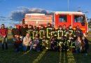 Nueva unidad de incendios forestales, adquirida por los Bomberos de Moquehuá, con aporte del municipio de Chivilcoy