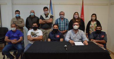 Se presentó a la nueva comisión directiva de Asociación Rural Chivilcoy