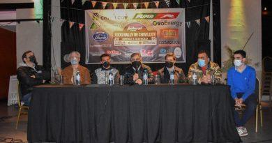 Presentación oficial de la edición 31° del Rally de Chivilcoy, en homenaje a Julio Nicieza